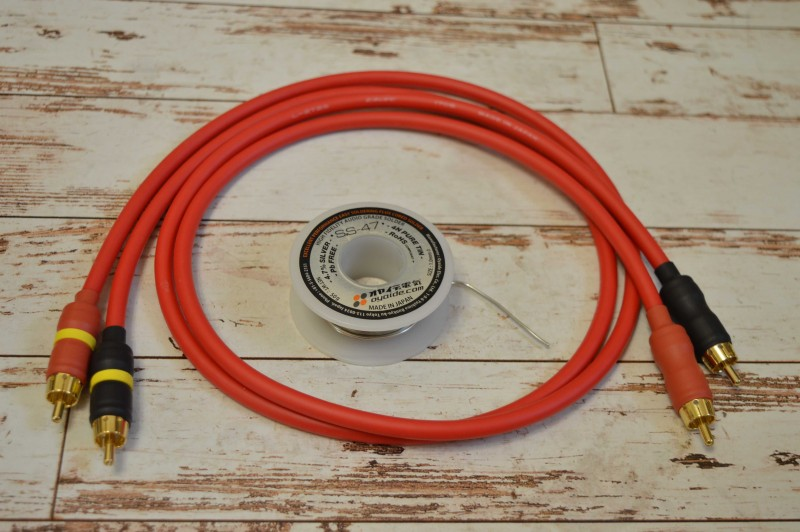 межблочный кабель RCA-RCA