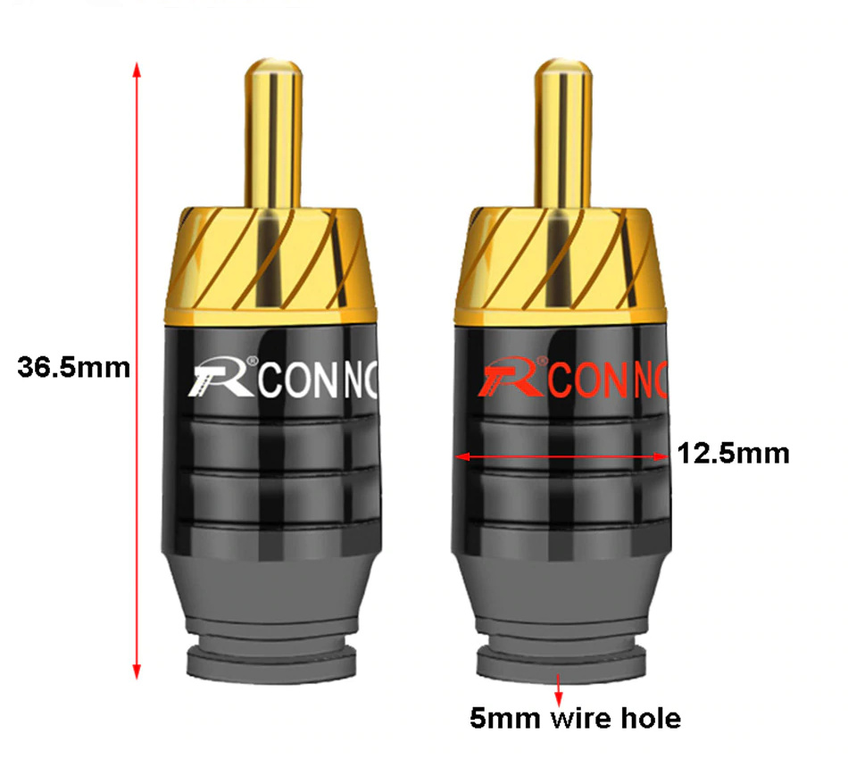 RCA connector from AliExpress 04