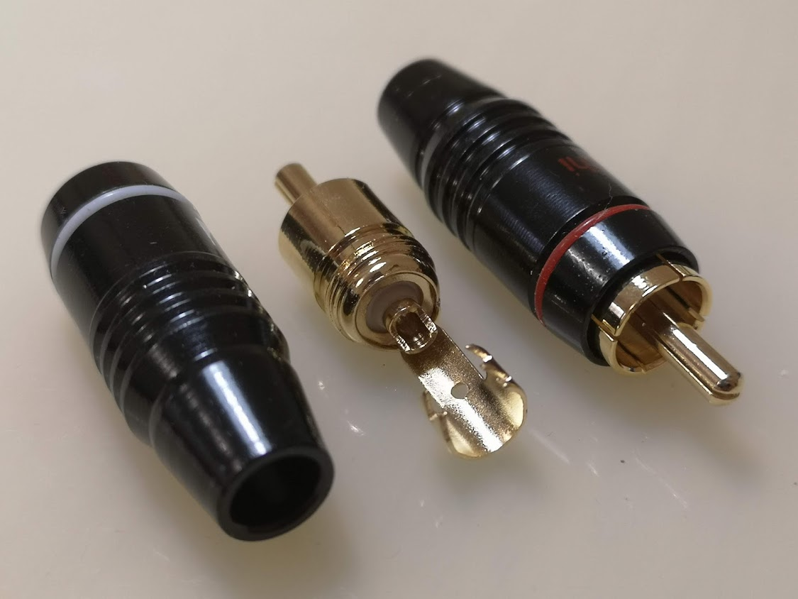 RCA connector from AliExpress 02-01