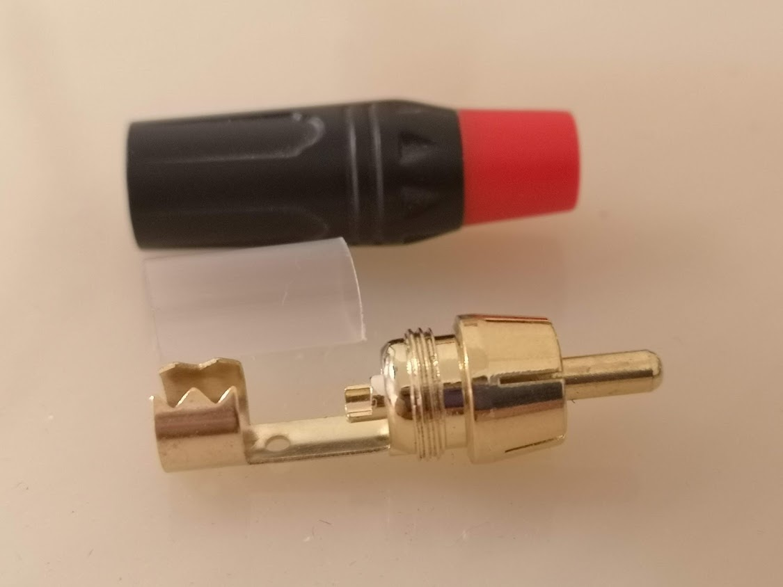 RCA connector from AliExpress 03-02